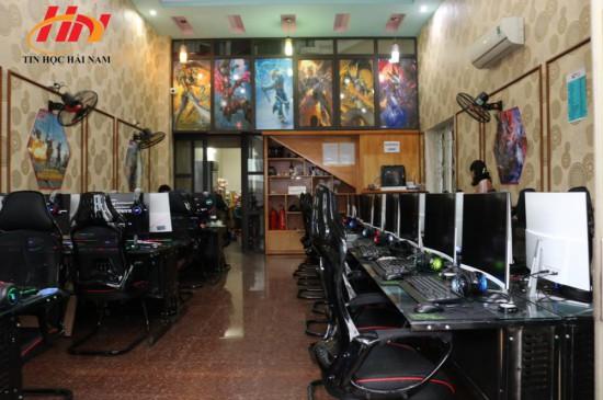 Lắp đặt Cyber Game 25 máy tại Nam Định