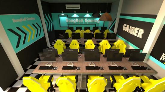 Lắp đặt phòng game, net chuyên nghiệp trọn gói tại tin học Hải Nam