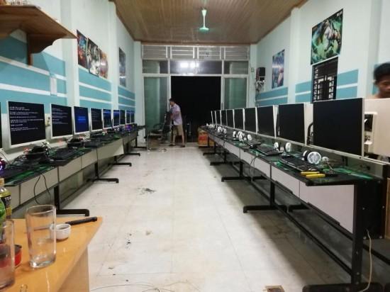 Sang Nhượng Lại Phòng Net 30 Máy Tại Hà Nội
